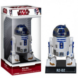 Star Wars R2 D2 13cm Bobble Head Wackelkopf Figur