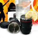 Objektiv Schnapsglas shot Gläser
