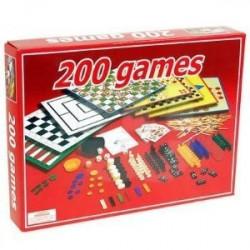Großes Spieleset  Mega 200