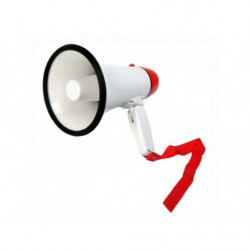 Intenso Batterie betriebene Fan-Megaphone