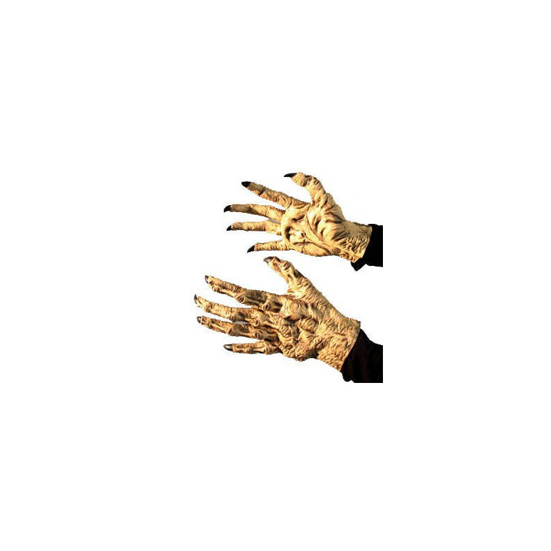 Latex Monster Krallenhände