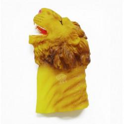 Handschuhpuppe Löwe Tierhandpuppe