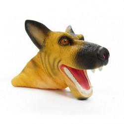 Handpuppe Schäferhund Handschuhpuppe