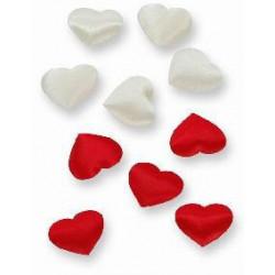 10 000 Herzen zur Tisch und Hochzeitsdekoration