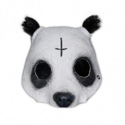 Panda Maske Hip hop Cro