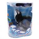 Robo Whale Robot Killerwal gross 19 x 10 x 8cm