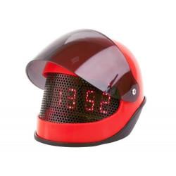 Wecker motorradhelm Digitaluhr & Datumsanzeige