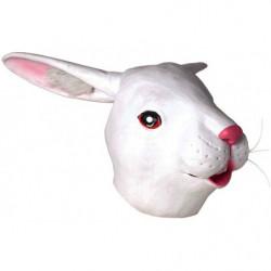 Hasenmaske Osterhase Maske