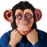 Affen Maske Schimpanse Maske Tiermaske