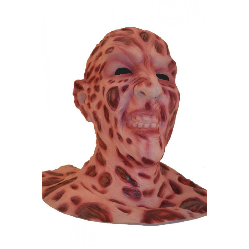 Freddy Krueger Latex Maske
