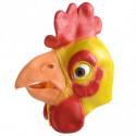 Huhn Latex Maske