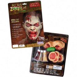 Verseuchter Zombie Kit Infected Zombie