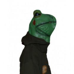 Frosch Maske aus Latex