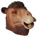 Kamele Maske Deluxe aus Latex