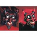 Teuflische Dämonen Maske