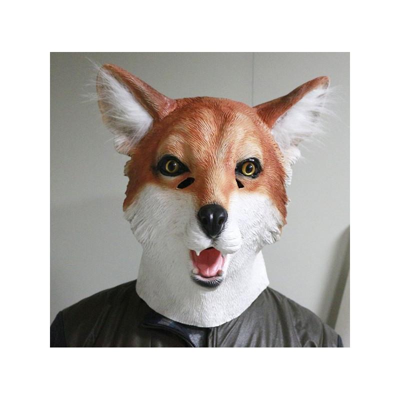 Fuchs Maske  Tier Verkleidung