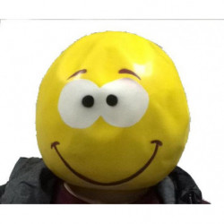 Smiley Emoticon Maske