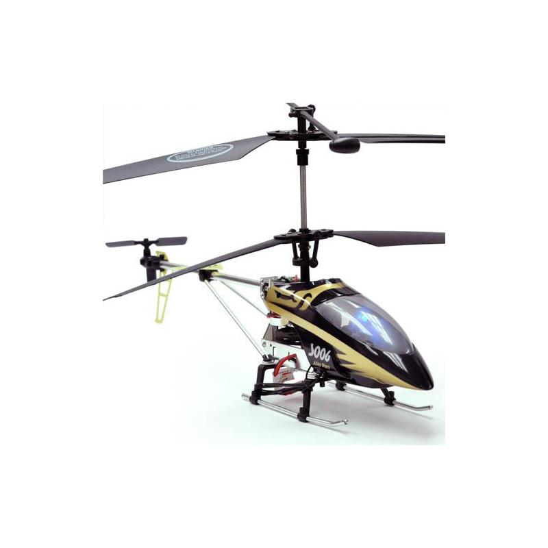 3 Kanal Maxi RC Hubschrauber Helikopter Alloy SHARK