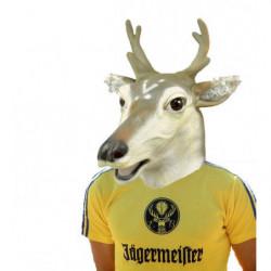 Hirsch maske aus Latex