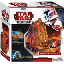 Uncle Milton Star Wars Science Mustafar Vulkan-Labor