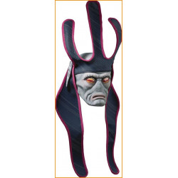 Star Wars Nute Gunray Deluxe Latex Maske