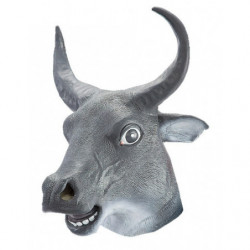 Stier Maske Kuh Wasserbuffel Tiermaske