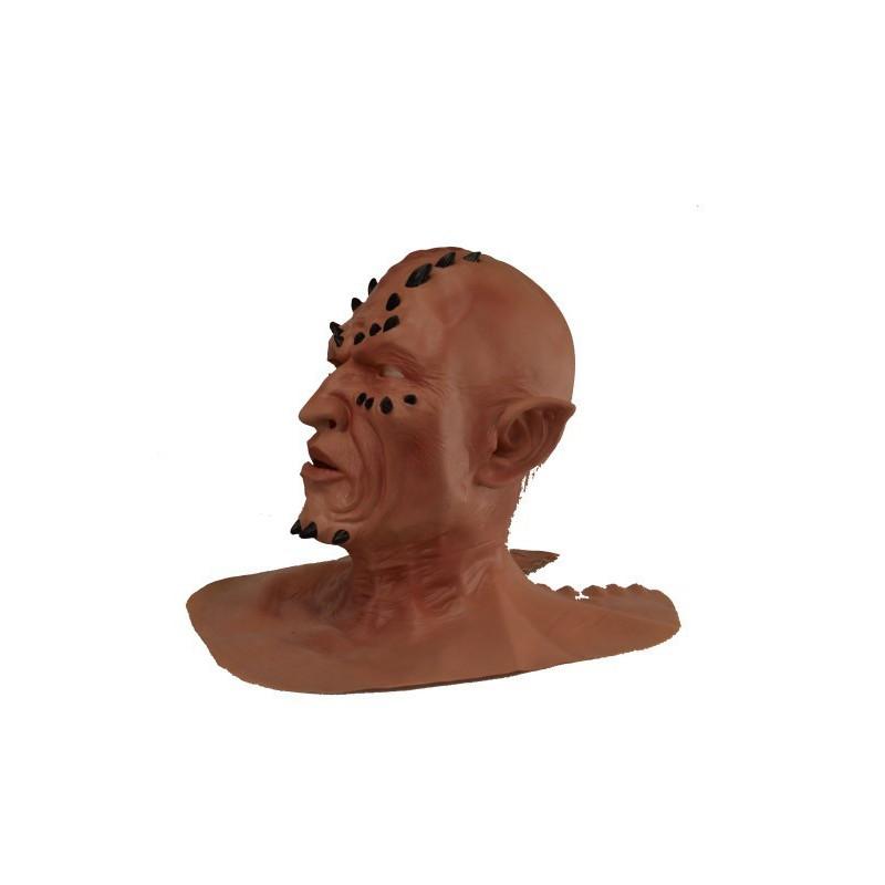 Abaddon Dämonen Horror Maske