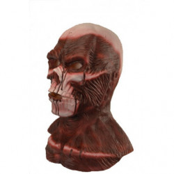 Horror Halloween Latex Maske