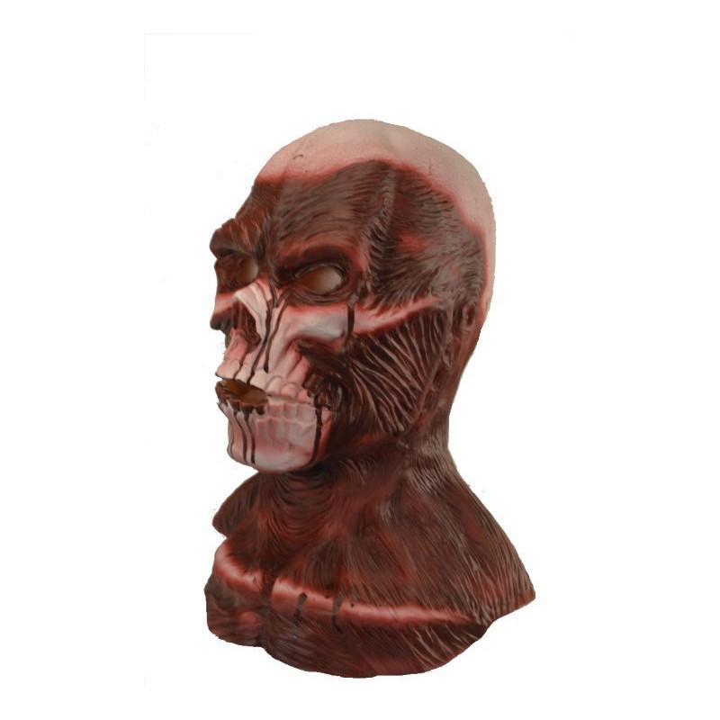 horror halloween faschings latex maske. Black Bedroom Furniture Sets. Home Design Ideas