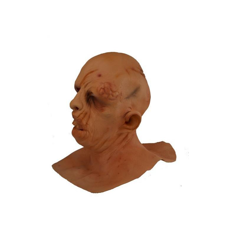 Quasimodo Maske aus Latex