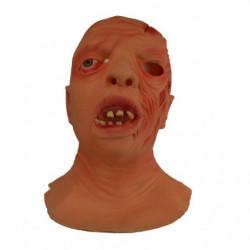 Halloween Maske entstelltes Gesicht