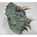 Triceratops Dino Maske