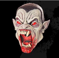 Vampir Haloween Maske