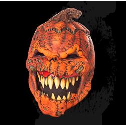 Kürbis Monster Maske Schweiz