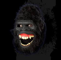 Affen Gorilla Maske Schweiz